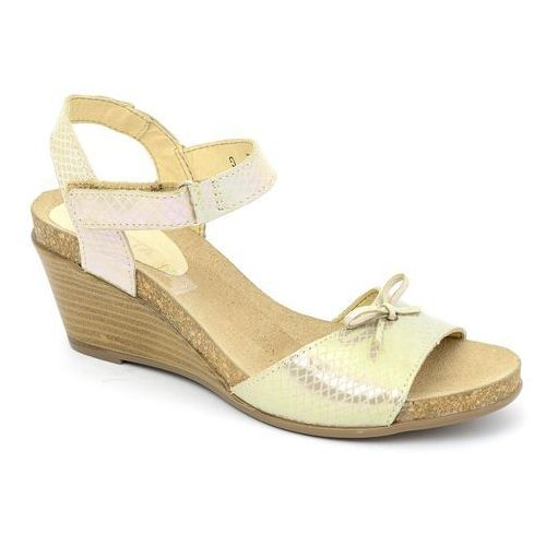 Sandały 1202 beż, Lesta, 36-41