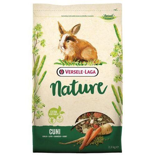 nature cuni pokarm dla królików miniaturowych - 2 x 9 kg* | dostawa gratis! marki Versele laga