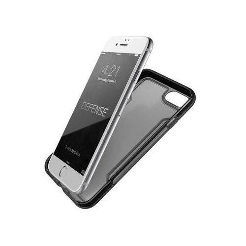 X-doria do iphone 7/8 defense clear (czarne) >> bogata oferta - szybka wysyłka - promocje - darmowy transport od 99 zł!