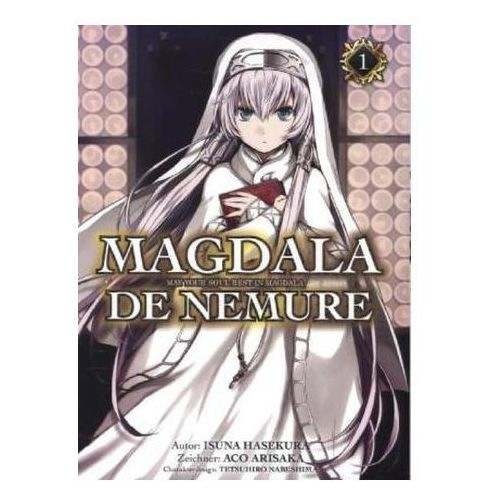 Magdala de Nemure, May your soul rest in Magdala. Bd.1