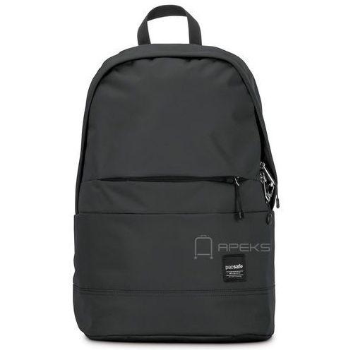 """Pacsafe Slingsafe LX300 plecak miejski na laptopa 15"""" RFID / czarny - Black, kolor czarny"""
