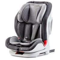 KinderKraft fotelik samochodowy ONETO3 ISOFIX Black/Grey (5902533910083)