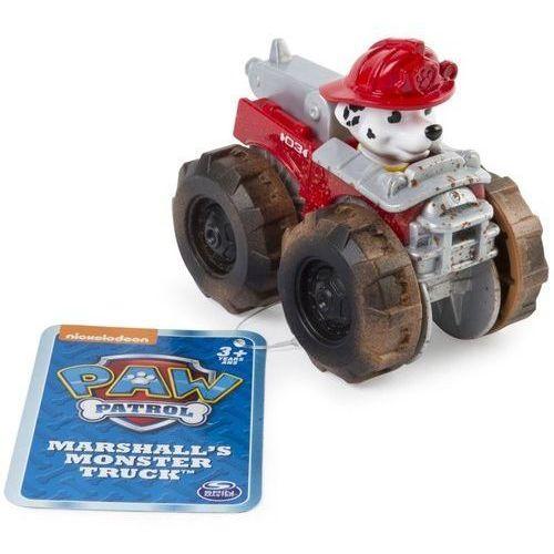 Pojazd Psi Patrol Marshall Monster