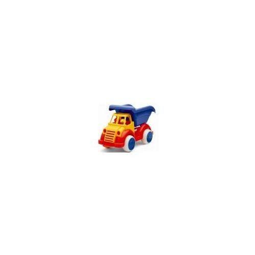 Super truck wywrotka z 2 figurkami, 045-1509