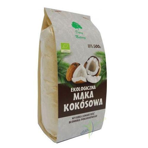 Dary natury Mąka kokosowa ekologiczna 500g