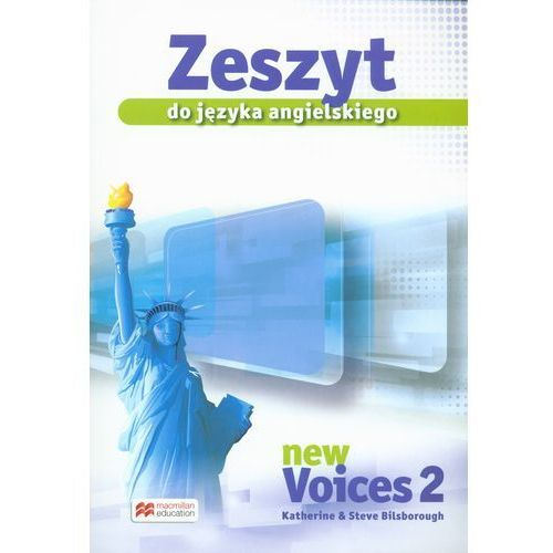 New Voices 2. Zeszyt ćwiczeń do języka angielskiego - wyprzedaż (9788376215037)