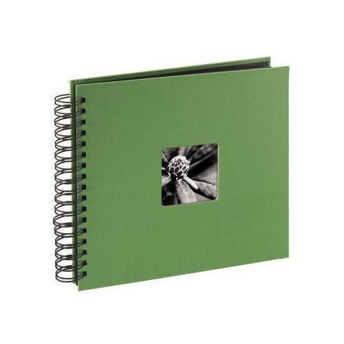 Album fine art 28x24/50 zielony marki Hama