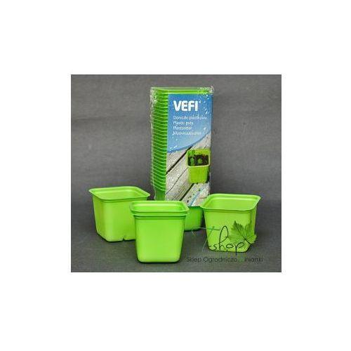 Doniczki Plastikowe 30 Szt Zielone 5902768766462 Zimowe