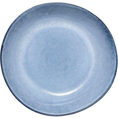 Talerz głęboki Sandrine niebieski, 17906480