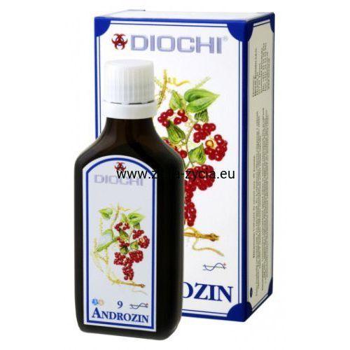 Diochi Androzin 50ml - Wspomaga układ moczowy i dodaje energii życiowej
