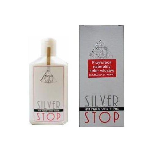 Remedium Silver stop - przeciw siwym włosom