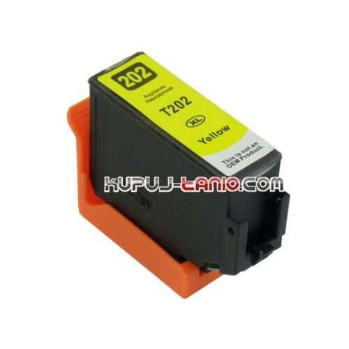 tusz 202XL Y do Epson (Celto) tusz Epson XP-6105, Epson XP-6100, Epson XP-6000 (6959080720251)
