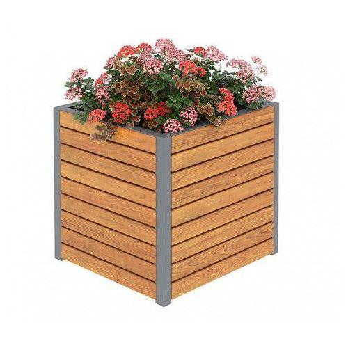 Skrzynka ogrodowa zeris 3x - 24 kolory marki Producent: elior
