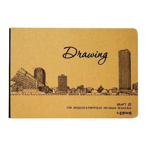 szkicownik c5 100 kartek. drapacz chmur 0073-0032 - wikr-1036113 darmowy odbiór w 21 miastach! marki Incood