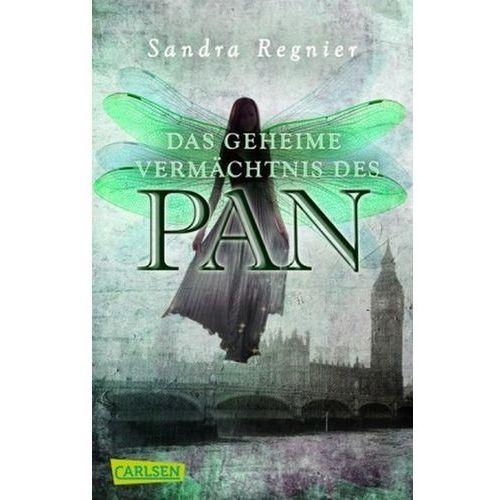 Das geheime Vermächtnis des Pan (9783551313805)