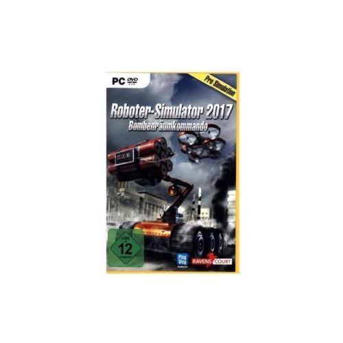 Roboter-Simulator 2017: Bombenräumkommando. Für Windows 7/8/8.1/10