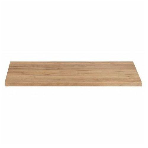Prostokątny blat łazienkowy - malta 10x dąb 60 cm marki Producent: elior