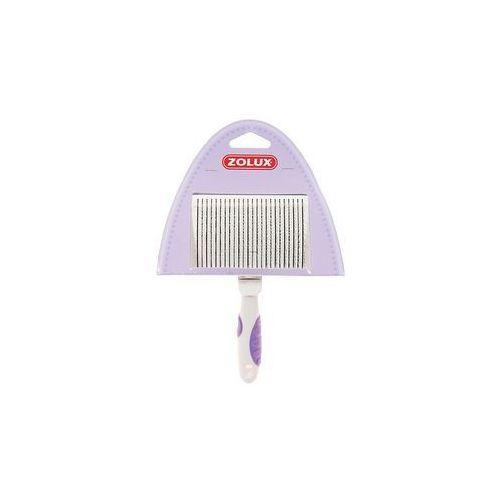 Zolux  muscat szczotka dla kota z chowanym włosiem średnia [481111] (3507614811116)