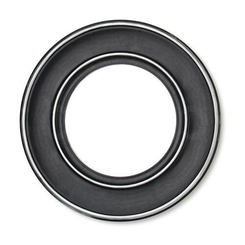 Solange silver lustro 39,4x39,4x2,3cm marki Sofa.pl