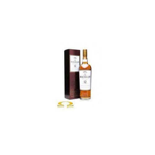Whisky Macallan 12 YO Sherry Oak + Kartonik 0,7l, 5A8F-66618