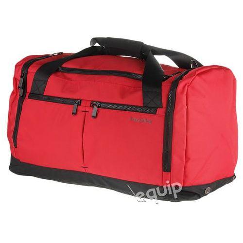 Travelite Torba podróżna  flow l - czerwony, kategoria: torby i walizki