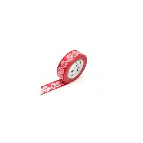 Masking tape mt Taśma washi - lace circle