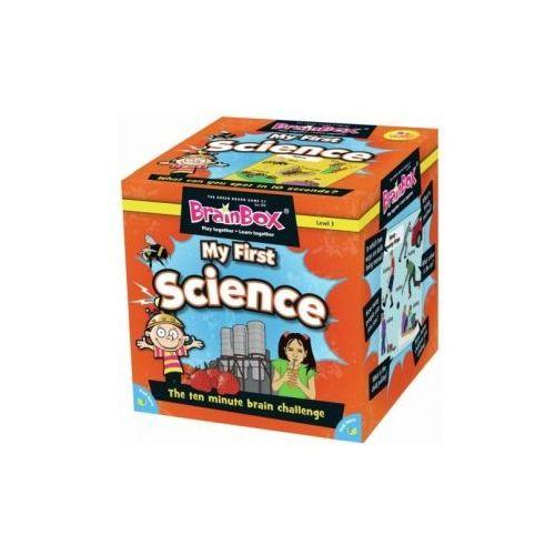 Brainbox. my first science. gra planszowa. wersja angielska marki Albi