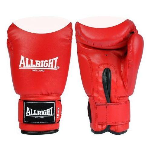 Rękawice bokserskie pvc marki Allright