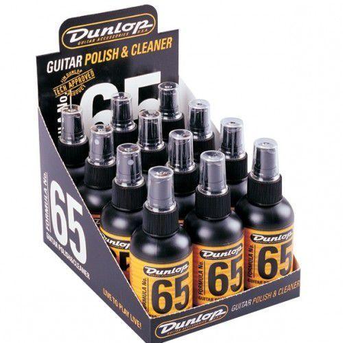 Dunlop - 654si - preparat do czyszczenia i konserwacji korpusów lakierowanych w gitarach