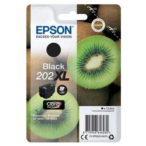 oryginalny atrament Epson 202XL [C13T02G14010] black, C13T02G14010