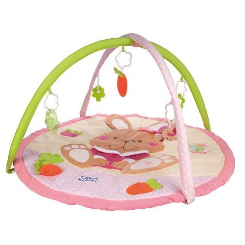 Canpol babies Mata edukcyjna canpol z pozytywką króliczek 2/263 + zamów z dostawą jutro! + darmowy transport! (5903407022635)