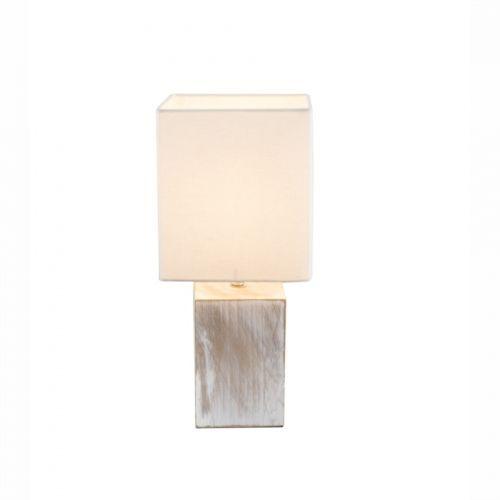 Globo lighting Globo ilona lampa stołowa biały, 1-punktowy - dworek - obszar wewnętrzny - ilona - czas dostawy: od 6-10 dni roboczych