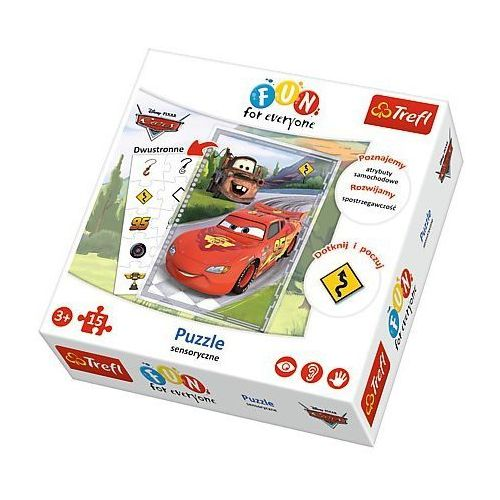 PUZZLE FFE 15 AUTKA ( fun for everyone ), AM_5900511240054