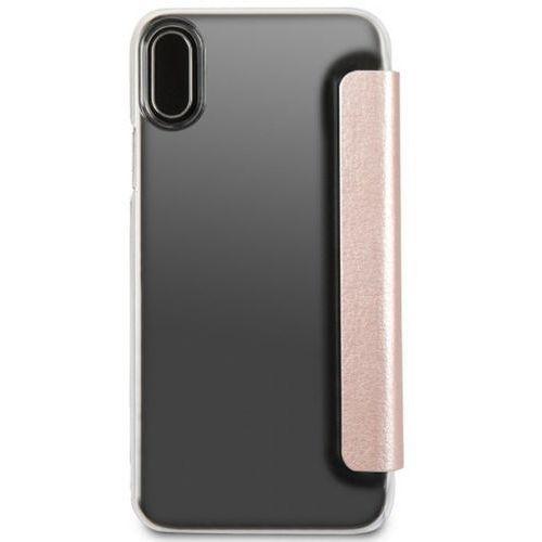 Guess GUFLBKPXIGLTRG iPhone X (różowo-złoty), kolor wielokolorowy