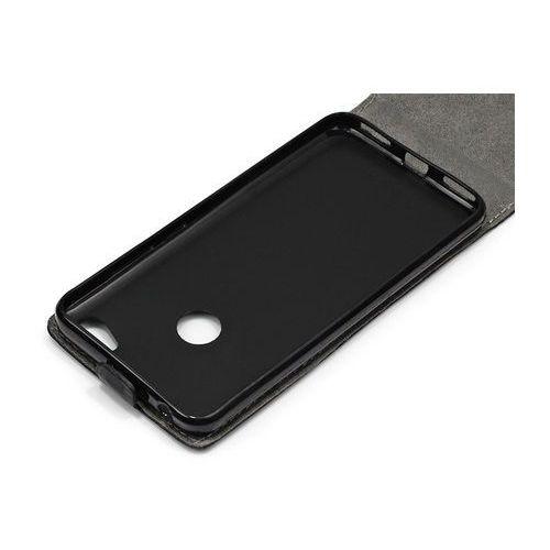 Etuo flip fantastic Xiaomi redmi note 5a prime - etui na telefon flip fantastic - turkusowe piórko