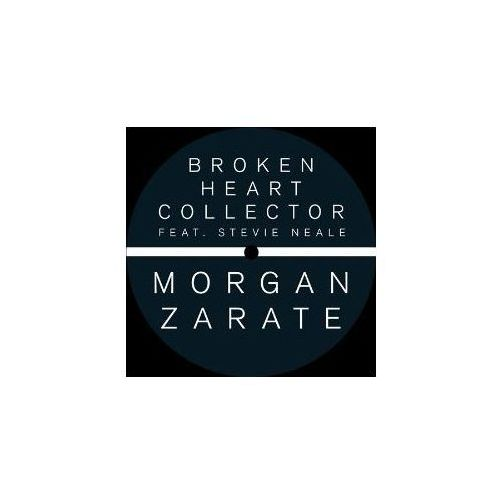Zarate, Morgan Feat. Stevie Neale - Broken Heart Collector