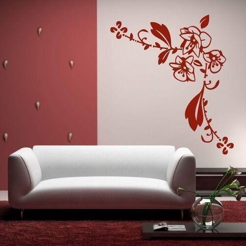 Naklejka 03x 08 ornament kwiatowy 1790 marki Wally - piękno dekoracji