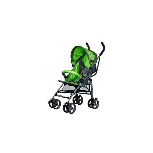 Wózek spacerowy alfa zielony + darmowy transport! marki Caretero