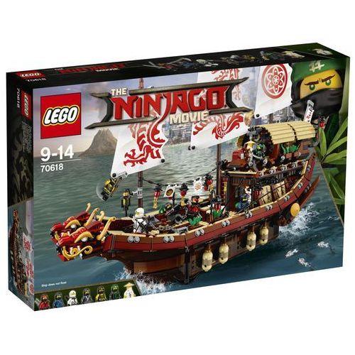 LEGO® Ninjago 70618 Perła Przeznaczenia. Najniższe ceny, najlepsze promocje w sklepach, opinie.