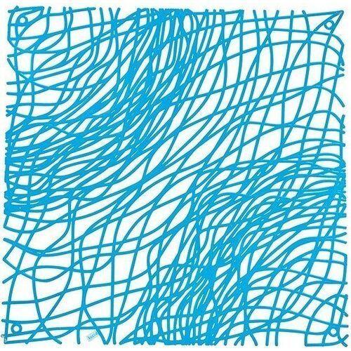 Koziol Panel dekoracyjny silk intensywnie niebieski