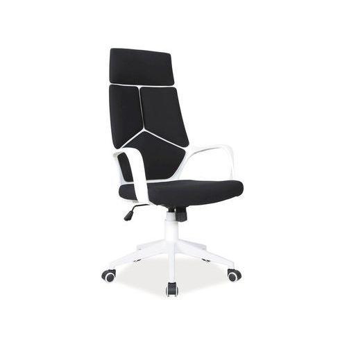 Fotel obrotowy, krzesło biurowe Q-199 black, Q-199 BK