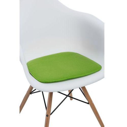 D2.design Poduszka na krzesło arm chair ziel. jas. modern house bogata chata