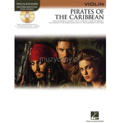 różni - piraci z karaibów na skrzypce (+ audio access) marki Pwm