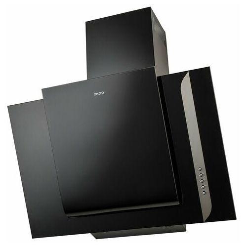 Akpo Okap kominowy wk-4 grand 50 czarny eco (czarny 420m3/h 500mm)- zamów do 16:00, wysyłka kurierem tego samego dnia! (5901676467256)