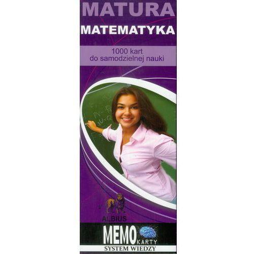 Memokarty. Matura matematyka