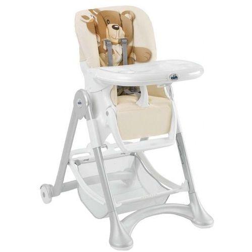 CAM Krzesełko do karmienia Campione – miś, 219