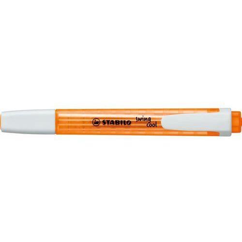 Zakreślacz Stabilo Swing Cool 275/54 pomarańczowy
