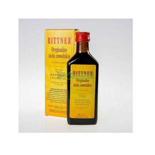 Bittner Oryginalne Zioła Szwedzkie 100 ml (lek preparaty ziołowe)