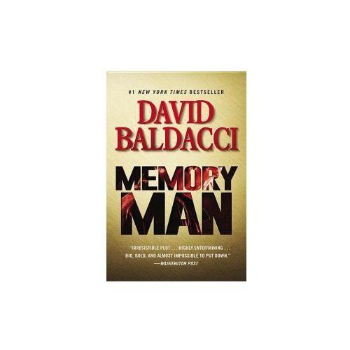 Memory Man (9781455559800)