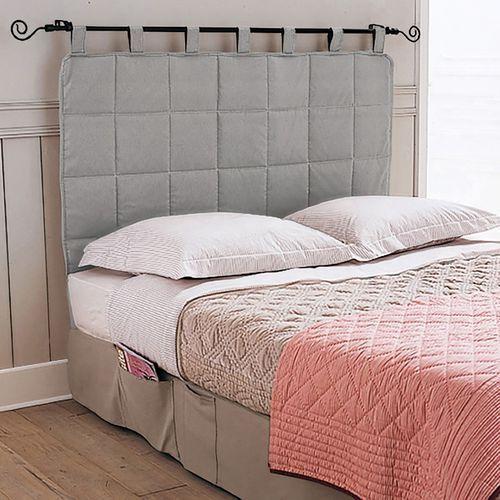 OKAZJA - La redoute interieurs Pikowany zagłówek łóżka